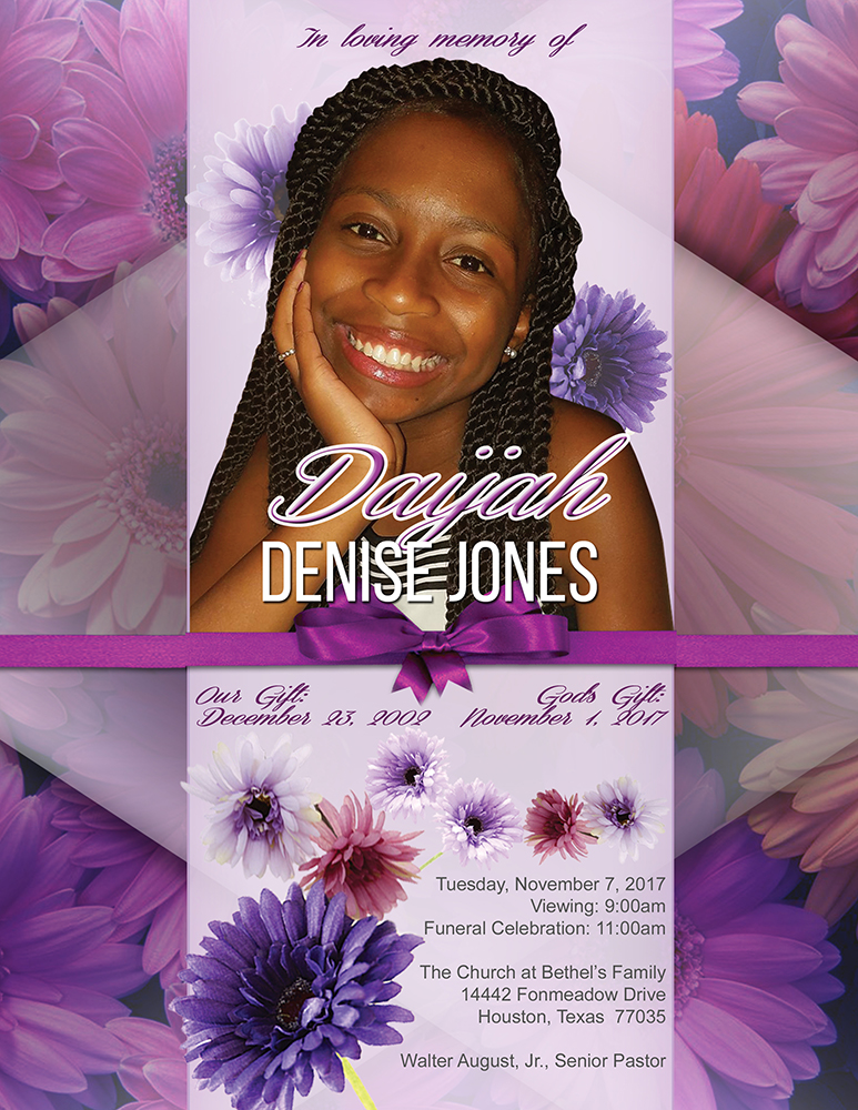 Daijah Denise Jones